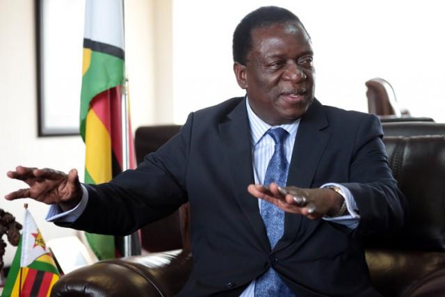 mnangagwa latest news