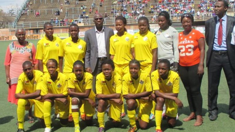 zimbabwe women football team in brasil zimnews.net