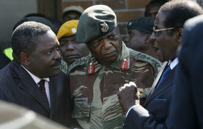 chiwenga latest news vice president