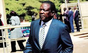 mnangagwa latest
