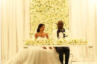 Mbalienhle Mlotshwa dj black coffee wedding