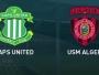 caps united vs usm alger