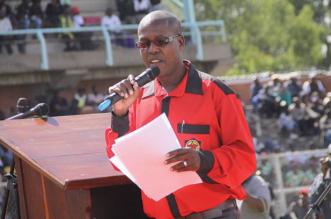 George Nkiwane